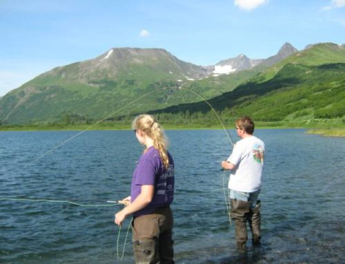 Plan a Romantic Fishing Adventure to Moose Pass, Alaska