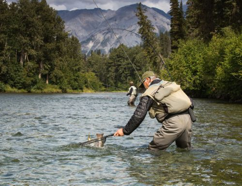 The Ultimate Fly Fishing Gift: A Trip to Moose Pass, Alaska